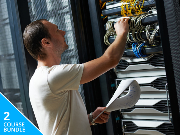 Become a certified Cisco Network pro – at 96% off