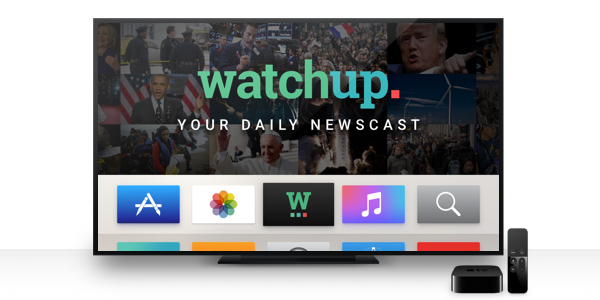 Apple TV gets an awesome free news streaming app