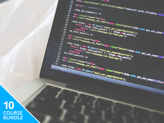 Pay what you want for the Complete 2016 Coder Course Bundle