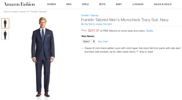 Amazon launches in-house clothing line with seven new fashion brands