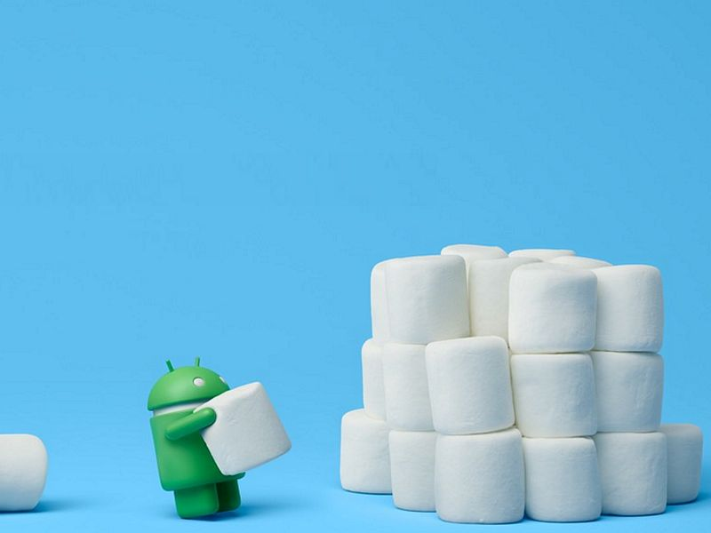 Android 6.0 Marshmallow Now on 2.3 Percent of Active Devices: Google