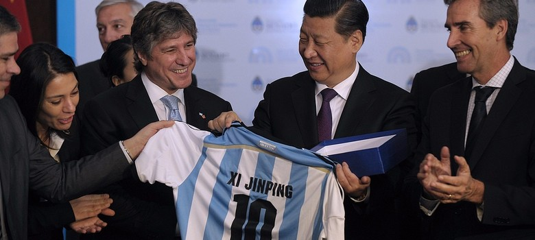 Enter the Dragon: Under President Xi, China looks to achieve world domination – in football