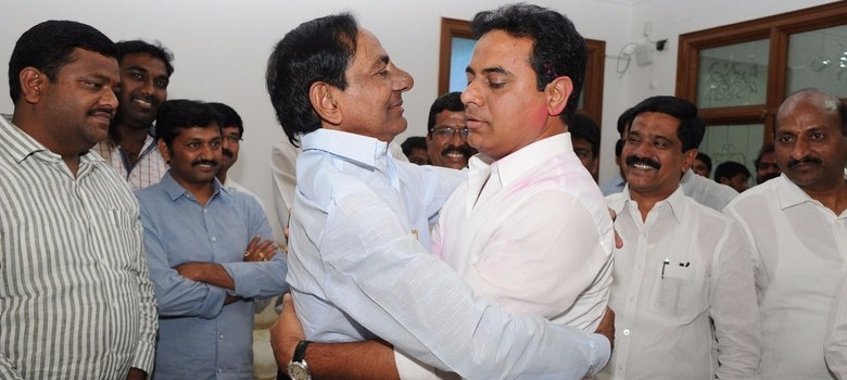 TRS sweeps Hyderabad polls, decisively settling the question of whom the city belongs to