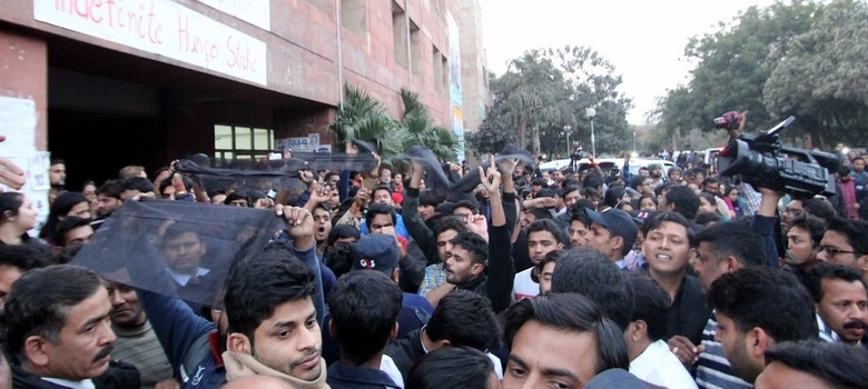 How ABVP is bringing caste violence into universities by imposing its idea of the sacred on everyone