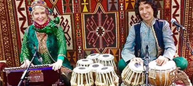 Tabla for Two: From Kabul to Washington with the audacity and chutzpah of a jazz trio