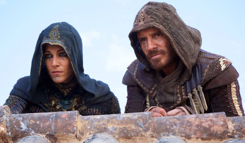 Assassin's Creed Film to Get Tie-In VR Experience