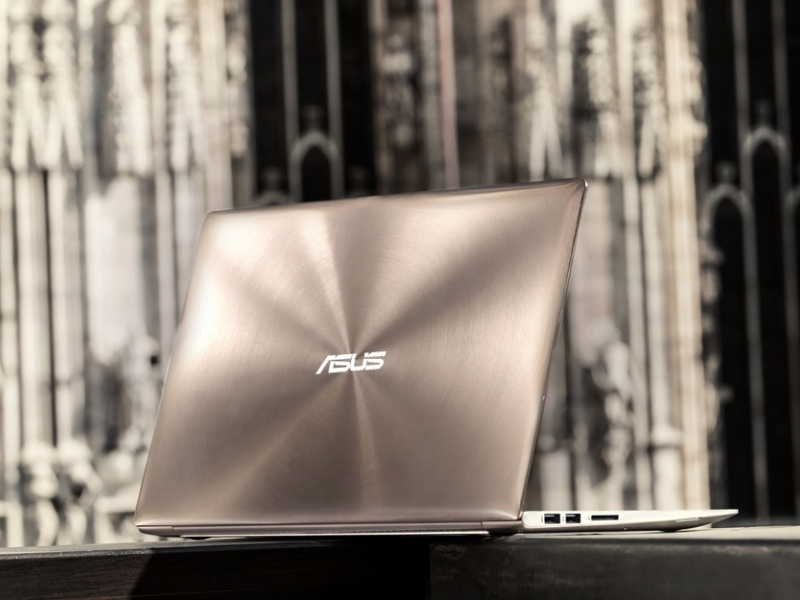 Asus Launches ZenBook Windows 10 Flagship Laptops Starting Rs. 55,490