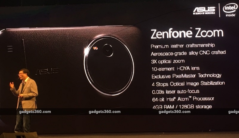 Asus ZenFone Zoom Camera in a More Affordable Package? Don't Hold Your Breath