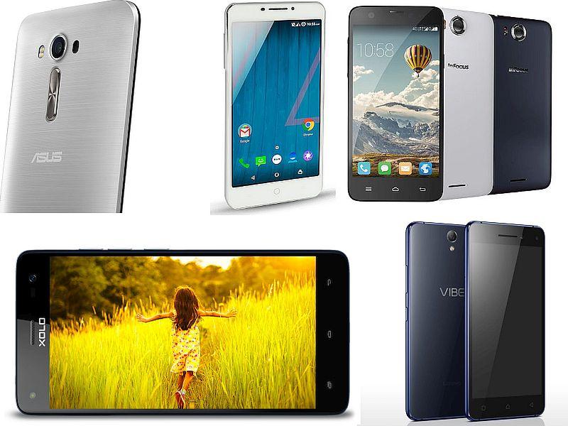 Best Camera Phones Under Rs. 15,000
