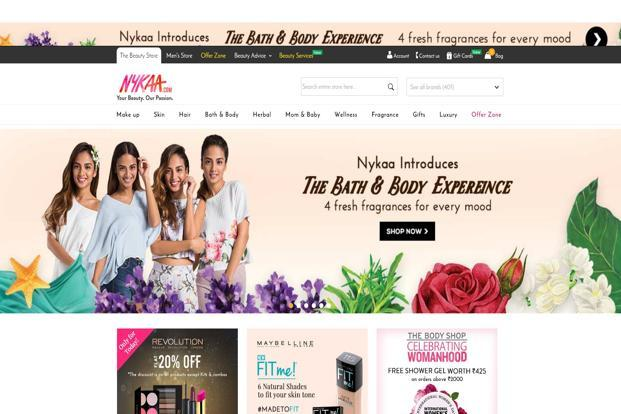 Nykaa looks to raise Rs 100 crore, expand private label offerings