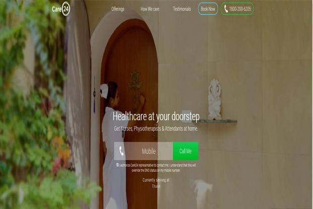 Care24 raises $4 million from SAIF Partners, India Quotient