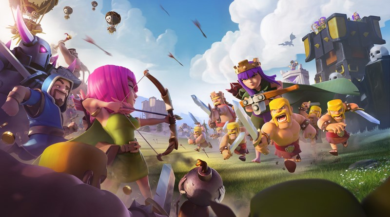 Clash of Clans Maker Supercell Claims 100 Million Daily Active Users
