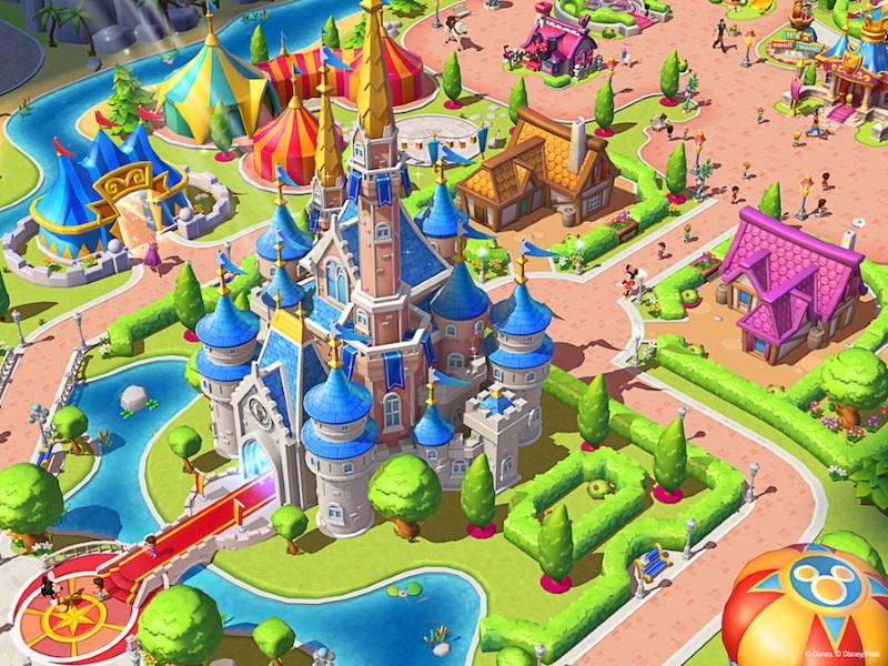 Disney Magic Kingdoms Arrives on Android, iOS, and Windows Phone