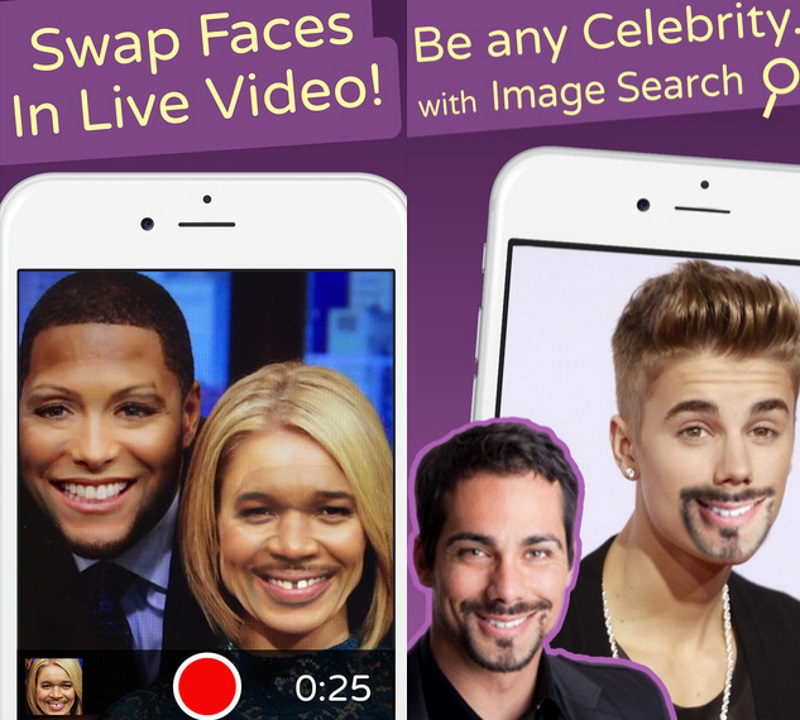 Behind the Scenes of Face Swap Live, the 'Creepy' App That Launched a Thousand Memes