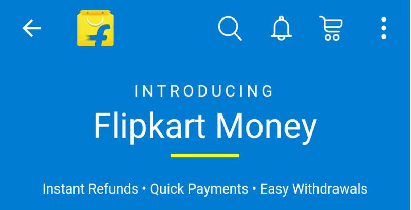 lipkart Money Digital Wallet Launched, Limited to Android App for Now