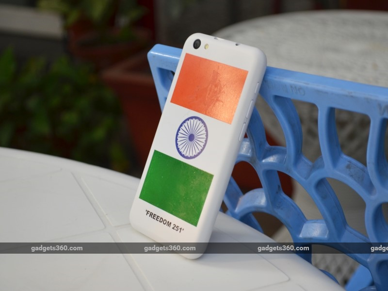 Freedom 251 Order Throwing Blank Pages? This Nifty Trick Can Help You Buy the Mobile
