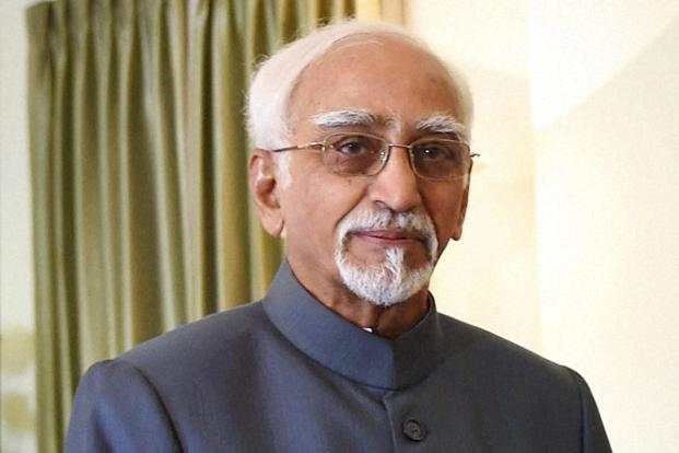 Hamid Ansari calls for increasing education expenditure to 6% of GDP