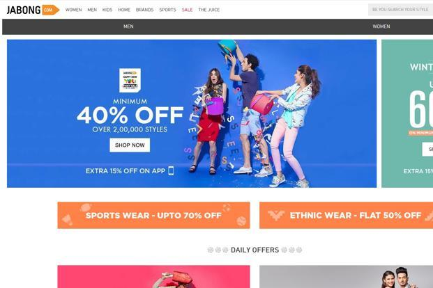 Jabong's hires show focus on marketplace model