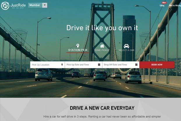 JustRide raises $400,000 from a group of angel investors