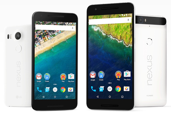 Google Nexus 5X, Nexus 6P Launched in India: Price, Availability Details