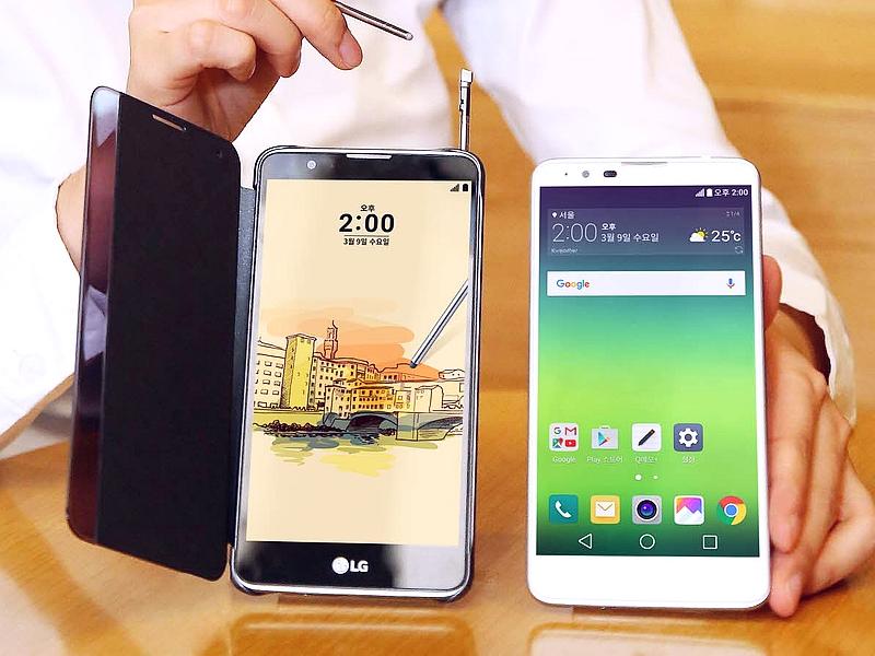 LG Stylus 2 Price Revealed