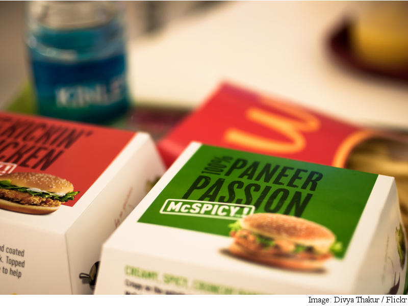 Now, Pay at McDonald's With Your Mobile via FreeCharge