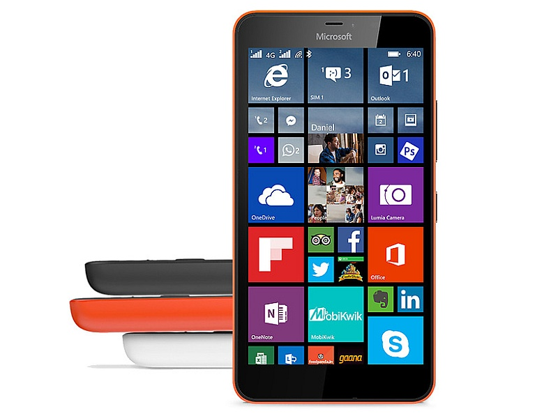 Windows 10 Mobile Update Starts Rolling Out for Microsoft Lumia 640