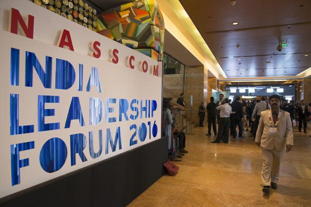 For whom is the Nasscom's India Leadership Forum 2016?