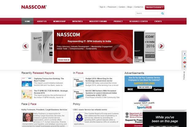 Nasscom opens 10,000 startups warehouse in Visakhapatnam