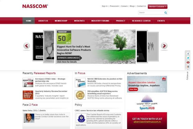 Nasscom proposes start-ups be exempt from direct, indirect taxes
