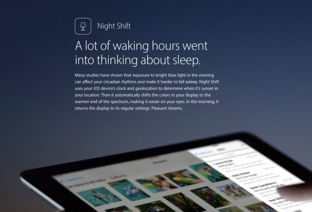 F.lux: Hey Apple you copied us!