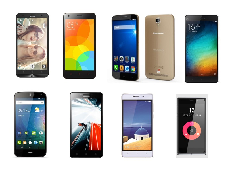 Smartphones Under Rs. 15,000 With Great Battery Life