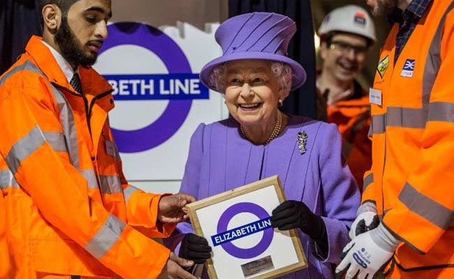 New London Railway Line Named 'Elizabeth' In Queen's Honour