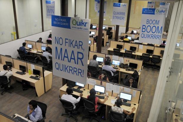 Quikr buys online real estate portal Commonfloor.com