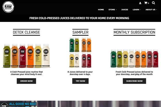 RAW Pressery gets fresh funds from Sequoia Capital, others