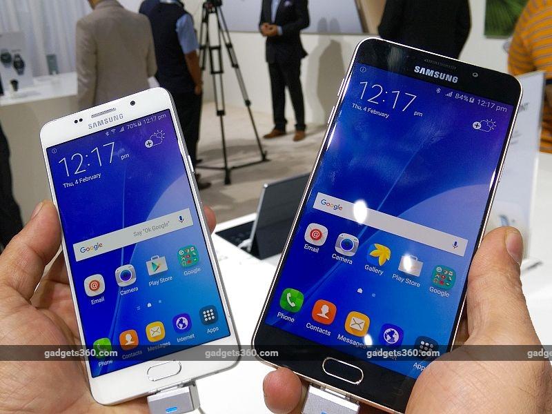 Samsung Galaxy A7 (2016) and Galaxy A5 (2016) First Impressions
