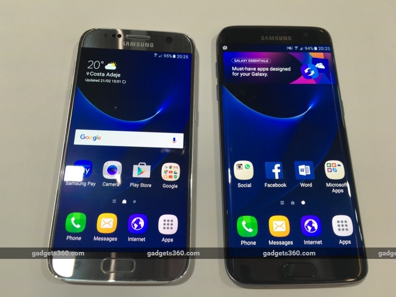 Samsung Galaxy S7, Galaxy S7 Edge Launched in India: Price, Specifications, and More