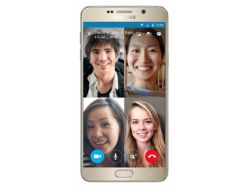 Skype Group Video Calling Coming to Android, iOS, and Windows 10 Mobile