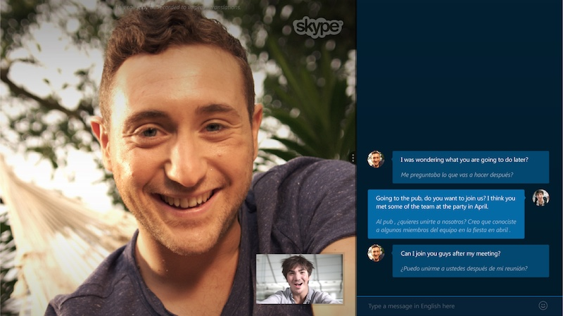 Skype for Windows Gets Real-Time Voice, Text Translation for All