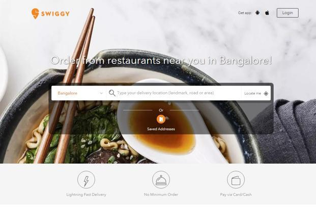 Food delivery start-up Swiggy raises Rs230 crore in latest round