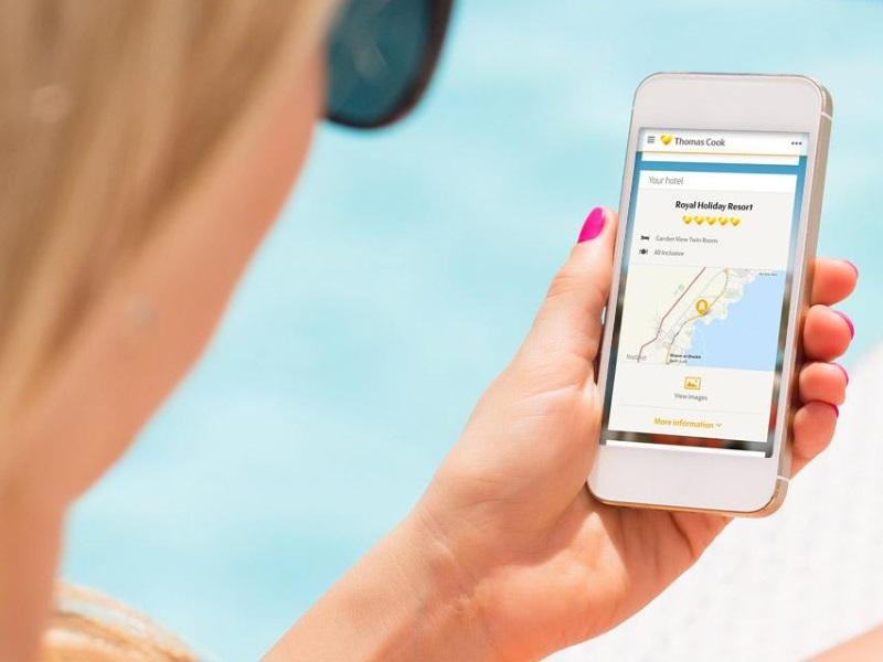 Thomas Cook India Launches Its End-to-End Holiday App
