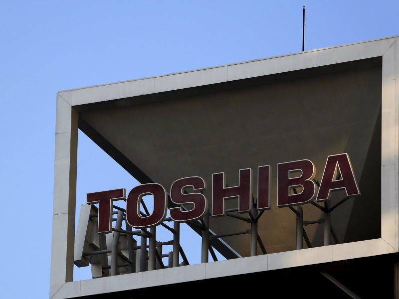 Toshiba Finds More Accounting Errors, Promises Improvement