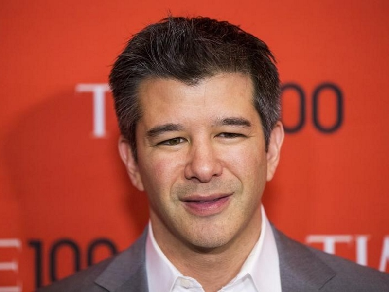 Uber CEO Kalanick to Offer Startup Tips at IIT-Bombay