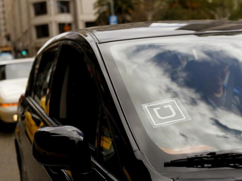 Uber Subsidiary Fined $7.6 Million in California