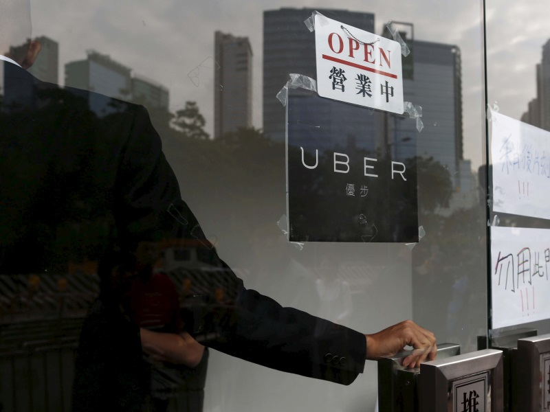 Funding Lifts Uber China Unit's Valuation to $8 Billion, but Profits Absent