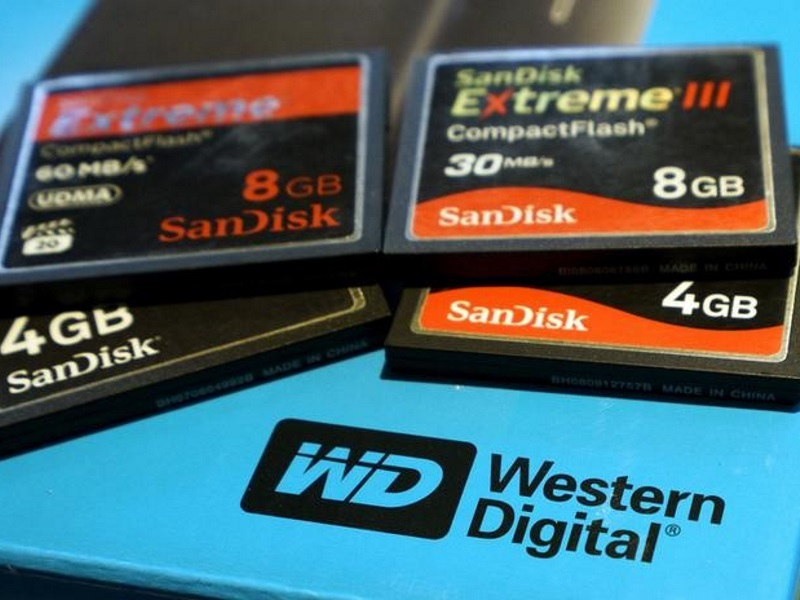 WD's SanDisk Deal Re-Priced After China Deal Collapses