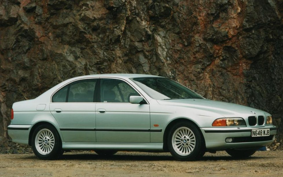 Why top tools's greatest ever vehicle become a £1,500 BMW banger