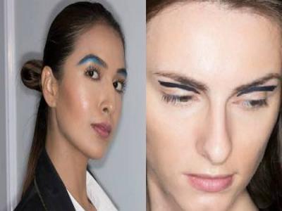 Lakme Fashion Week showcased creative makeup