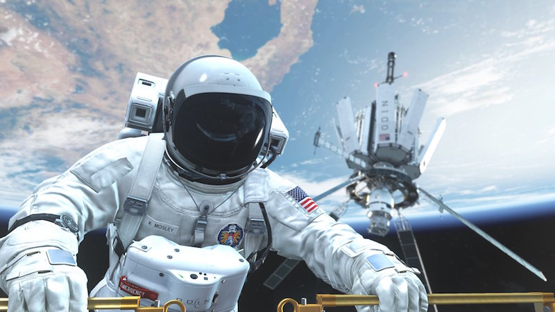This Year Call of Duty Will Be in Space: Report