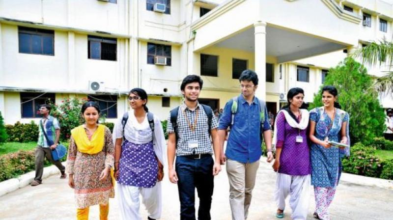 Telangana tech colleges can also drop some guides